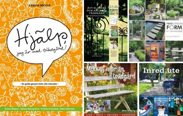 Böcker Trädgård