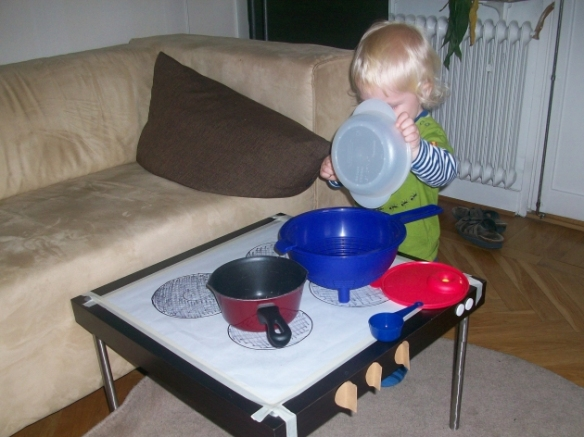 Viggo lagar mat