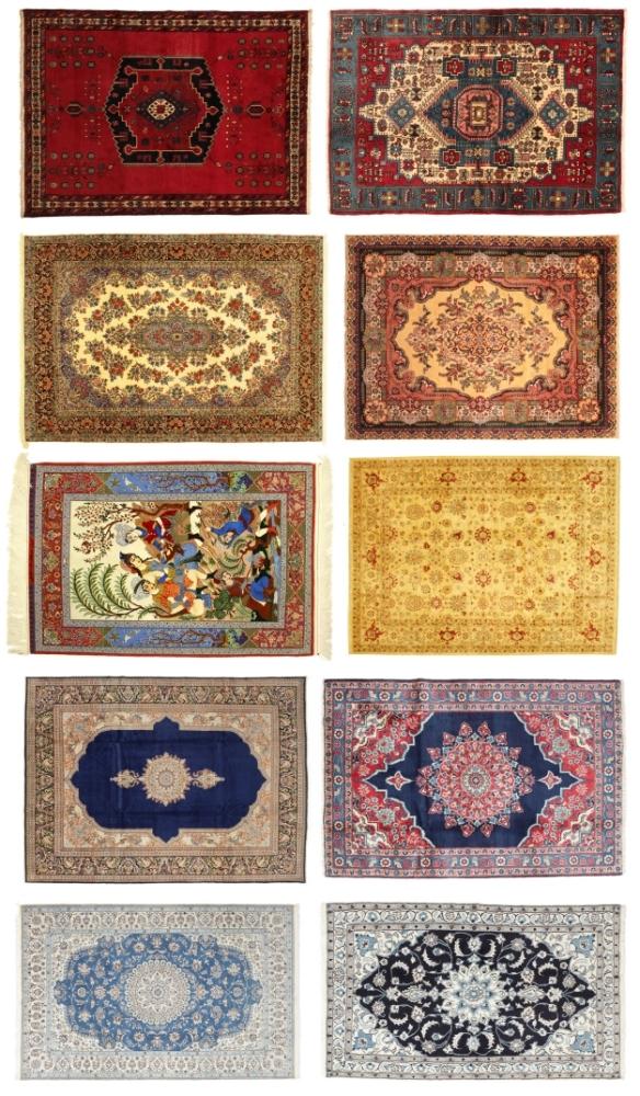 Orientaliska mattor från CarpetVista