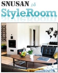 Snusan på Styleroom